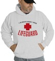 I Always Wish I Was Lifeguard  Hooded Sweatshirt