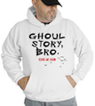 Halloween Ghoul Story Bro Hooded Sweatshirt