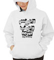 Good Girls Are Bad Girls Who Never Got Caught Hooded Sweatshirt