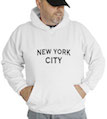 New York City Hooded Sweatshirt