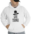Give Thanks Hooded Sweatshirt