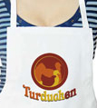 Turducken Thanksgiving Day Apron