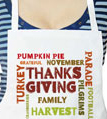Thanksgiving Holiday Apron