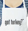 Got Turkey? Thanksgiving Apron