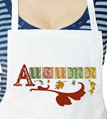 Autumn Thanksgiving Apron