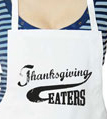 Thanksgiving Eaters Apron