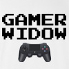 Gamer Widow T-shirt