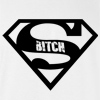 Super Bitch T-shirt Superman Tee