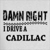 Damn Right I Drive A Cadillac Hooded Sweatshirt