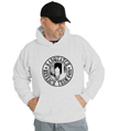 Finding Sasquatch Research Team #420 Big Foot Hooded Sweatshirt