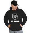 Dodge RAM Mud Truck Hooded Sweatshirt