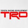 Toyota TRD Racing Development T-shirt Sport Auto Tee