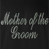 Mother of the Groom Rhinestones Wedding Tank Top
