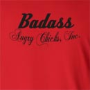 Badass Angry Chicks  Long Sleeve T-Shirt
