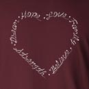 Dream Hope Love Family Long Sleeve T-Shirt