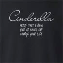 Cinderella New Pair Of Shoes Crew Neck Sweatshirt