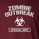 Zombie Outbreak Long Sleeve T-Shirt