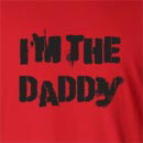 I'm The Daddy Long Sleeve T-Shirt