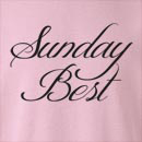 Sunday Best  Crew Neck Sweatshirt