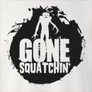 Halloween Gone Squatchin'  Crew Neck Sweatshirt