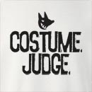 Halloween Costume Judge Crew Neck Sweatshirt