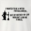 I Wanted To Be A Witch Crew Neck Sweatshirt