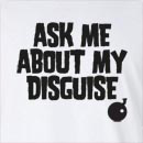 Halloween Ask Me About My Disguise Long Sleeve T-Shirt