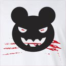 Halloween Evil Mickey Mouse Long Sleeve T-Shirt