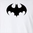 Batman Logo Up Long Sleeve T-Shirt