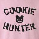 Halloween Cookie Hunter Crew Neck Sweatshirt