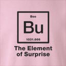 Halloween Bu The Element Of Surprise Crew Neck Sweatshirt