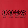Bad Good Great Perfect Life - Nissan  Crew Neck Sweatshirt