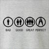 Bad Good Great Perfect Life - Acura Crew Neck Sweatshirt