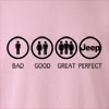Bad Good Great Perfect Life - Jeep Crew Neck Sweatshirt