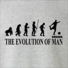 The Evolution Of Man Soccer FIFA UEFA Crew Neck Sweatshirt