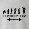 The Evolution Of Man Bodybuilding Gym Trainer  Crew Neck Sweatshirt