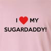 I love My Sugar Daddy Long Sleeve T-Shirt