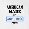 American Made of Antarctica Parts T Shirt