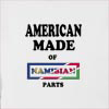 American made of namibia parts Hooded Sweatshirt