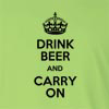 Drink Beer And Carry On Long Sleeve T-Shirt