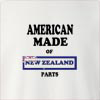 American made of new zealand parts Crew Neck Sweatshirt