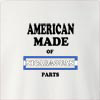 American made of nicaraguan parts Crew Neck Sweatshirt