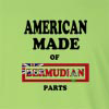 American Made of Bermude Parts Long Sleeve T-Shirt