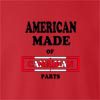 American Made Of Canada Parts crew neck Sweatshirt