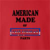 American Made Of Cape Verde Parts crew neck Sweatshirt
