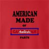 American Made Of Cambodia Parts crew neck Sweatshirt