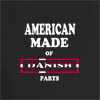 American Made of Denmark Parts