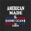 American Made of Dominican Republic Parts