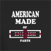 American Made of England Parts