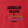 American Made Of Eritrea Parts crew neck Sweatshirt